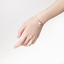 Load image into Gallery viewer, 白玫瑰珍愛系列手鏈  Love White Rose Bracelet - Heting Artelier