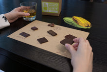 Load image into Gallery viewer, Craft chocolate tasting workshop introduction 入門精品朱古力品味工作坊