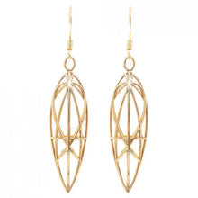 Load image into Gallery viewer, Mary Magdalene Earrings (Gold) - Heting Artelier