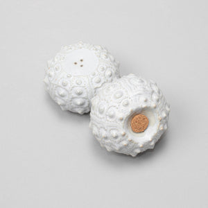 Sea Urchin Salt & Pepper Shaker Set - Heting Artelier