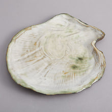 Load image into Gallery viewer, Oceanology Trinket Tableware Oyster Pearl Plate - Heting Artelier