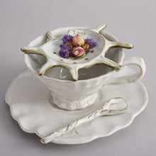 Load image into Gallery viewer, Oceanology Trinket Tableware Oceanic Tea Filter - Heting Artelier