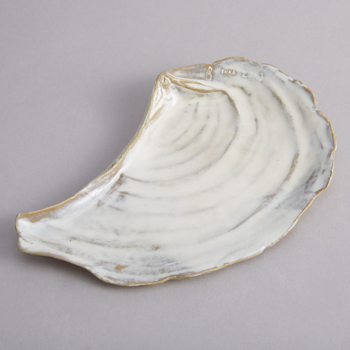 Oceanology Trinket Tableware Pandora Shell Plate - Heting Artelier