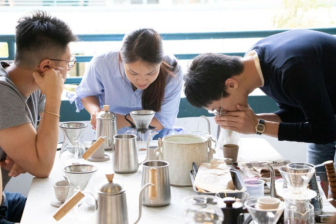 Hand dripped Coffee experience workshop@PMQ 細味當下 · 正念手沖咖啡體驗工作坊@元創方 - Heting Artelier
