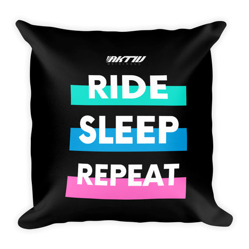 RIDE REPEAT - Basic Pillow