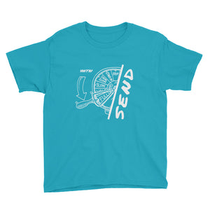 FULL SEND - Youth Short Sleeve T-Shirt