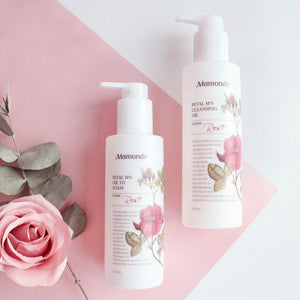 Mamonde Petal Spa Oil to Foam Cleanser - Glass Angel Skincare