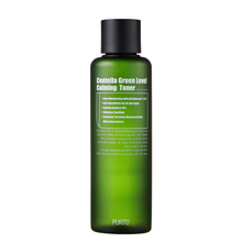 Load image into Gallery viewer, PURITO Centella Green Level Calming Toner - glassangelskincare.com