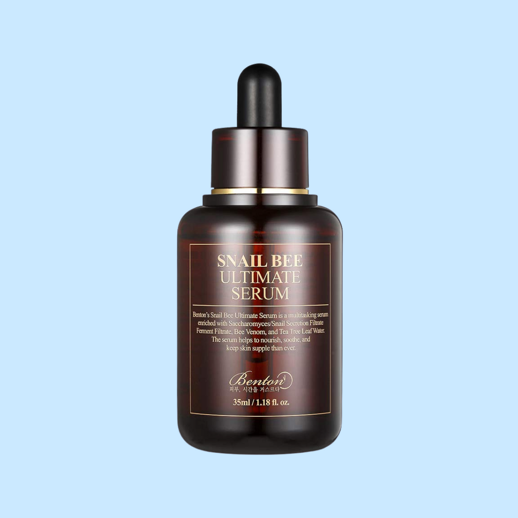 Benton Snail Bee Ultimate Serum - glassangelskincare.com