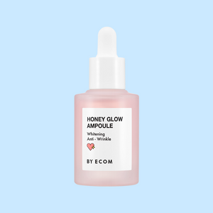By Ecom Honey Glow Ampoule - glassangelskincare.com