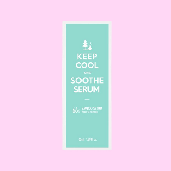 KEEP COOL Soothe Bamboo Serum