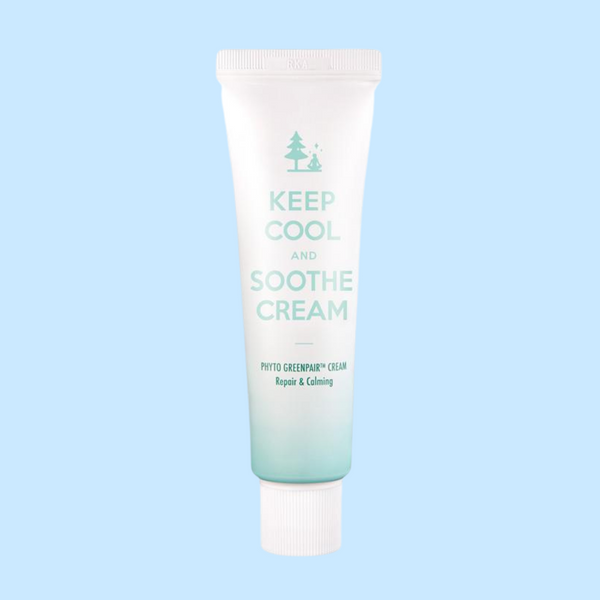 KEEP COOL Soothe Greenpair Cream