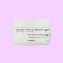 Load image into Gallery viewer, COSRX Hydrium Green Tea Aqua Soothing Gel Cream - Glass Angel Skincare