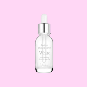 9 Wishes Miracle White Ampule Serum - glassangelskincare.com