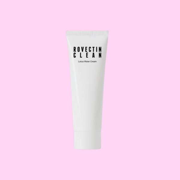 ROVECTIN Clean Lotus Water Cream