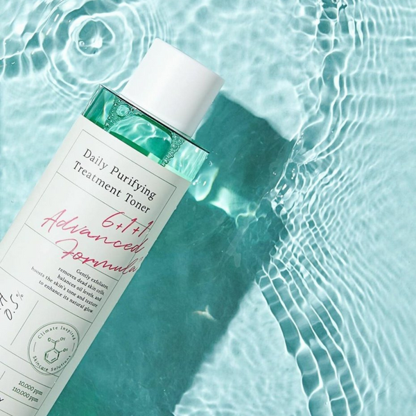 Axis-Y Daily Purifying Treatment Toner - glassangelskincare.com