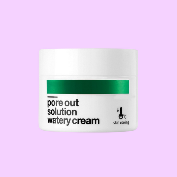 BELLAMONSTER Pore Out Solution Watery Cream - Watermelon