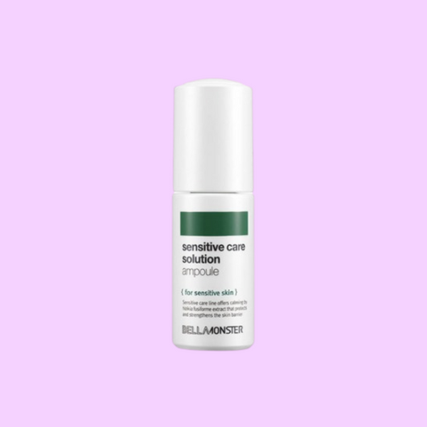 BELLAMONSTER Sensitive Care Solution Ampoule - Seaweed