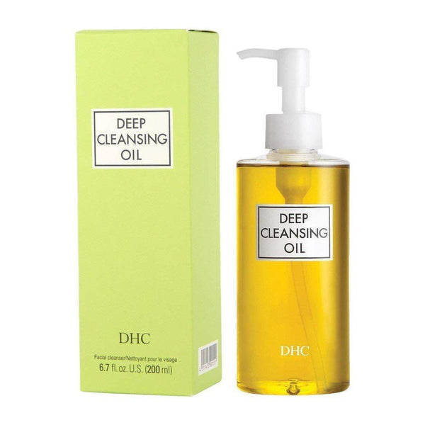 DHC Deep Cleansing Oil - glassangelskincare.com