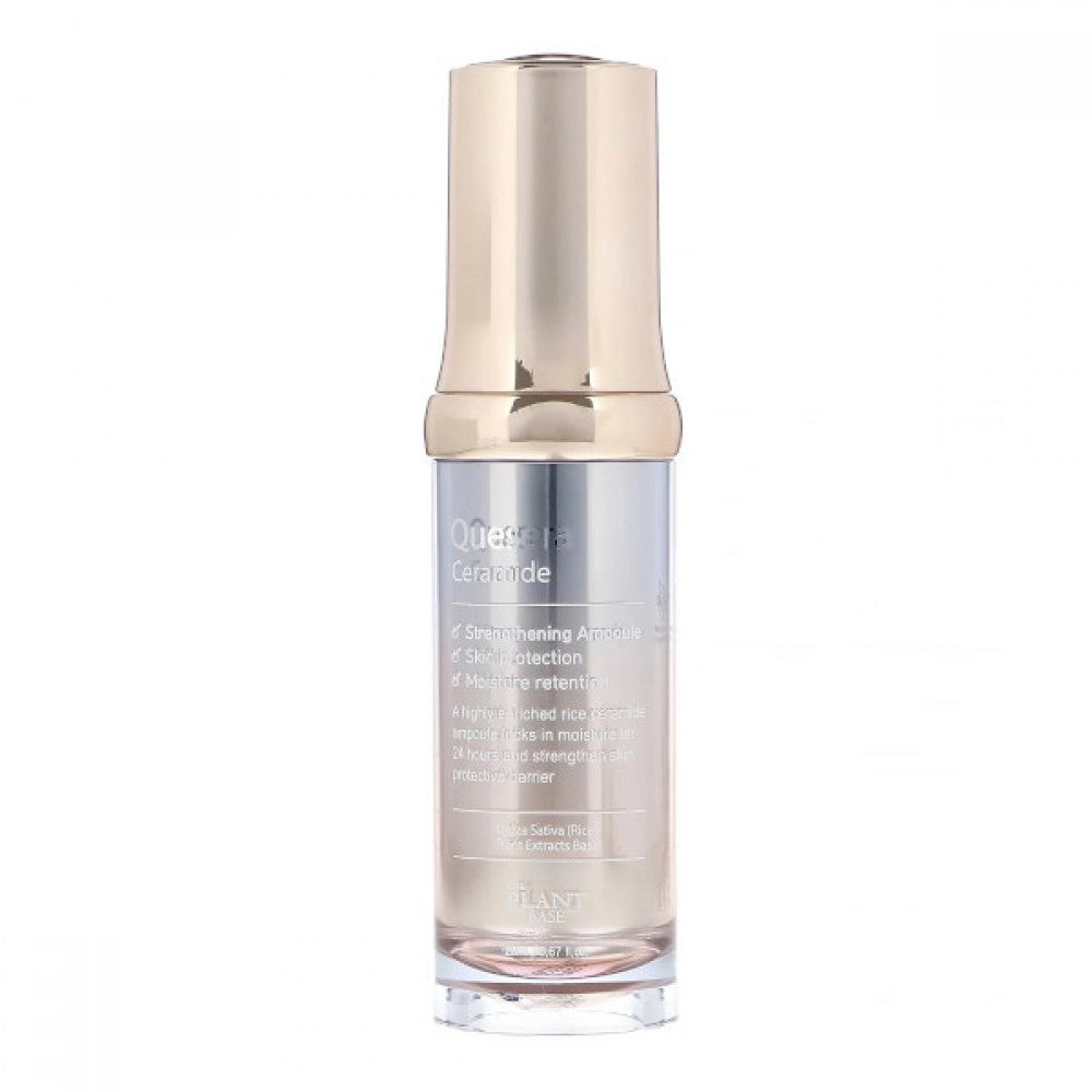 THE PLANT BASE Quesera Ceramide Ampoule - glassangelskincare.com