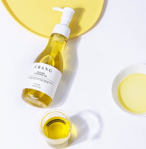Urang Natural Cleansing Oil - glassangelskincare.com