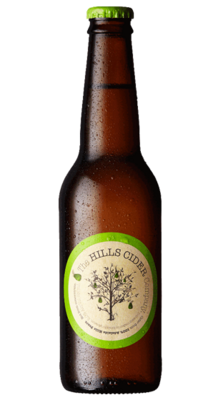 THE HILLS PEAR CIDER 330ML