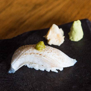 KINGFISH BELLY NIGIRI 2 PIECES