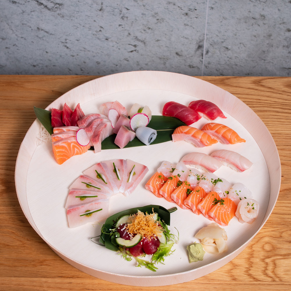 Load image into Gallery viewer, SASHIMI LOVER PLATTER