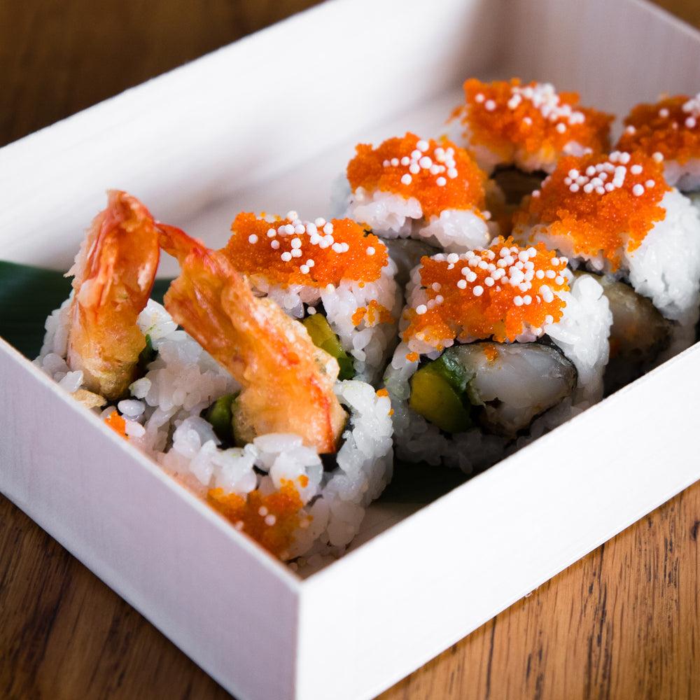 Load image into Gallery viewer, PRAWN TEMPURA ROLL