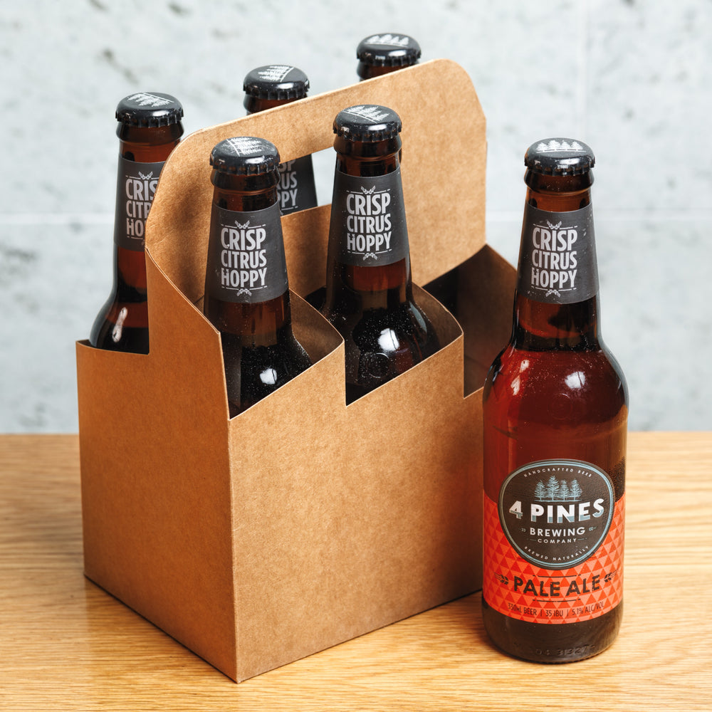 4 PINES PALE ALE 330 ml PACK OF 6