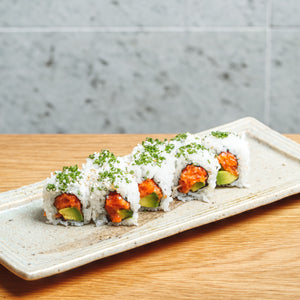 Load image into Gallery viewer, SALMON TARTARE ROLLS