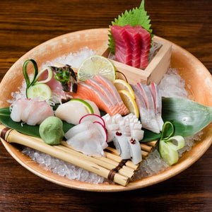 Load image into Gallery viewer, SASHIMI MORIAWASE