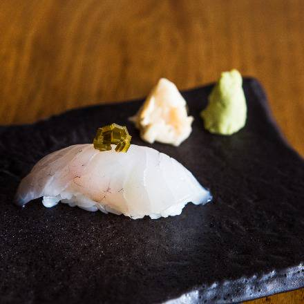 Load image into Gallery viewer, SNAPPER NIGIRI 2 PIECES