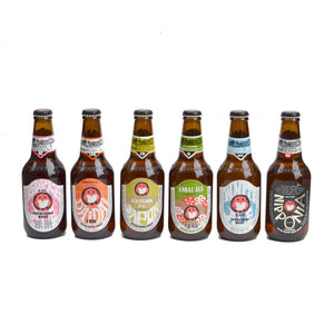 HITACHINO BEERS PACK OF 6