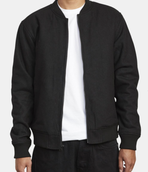 Troy Bomber Jacket