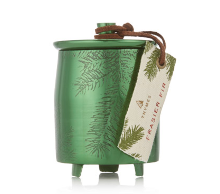 Frasier Fir Small Poured Candle