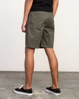 All Time Session Short - Olive