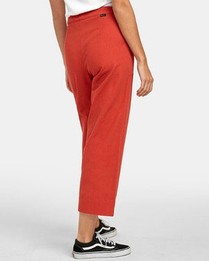 Grade High Waist Cropped Trouser
