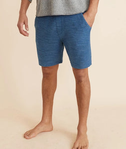 Clayton Indigo Dyed Short