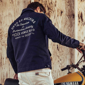 Workwear Jacket - Navy