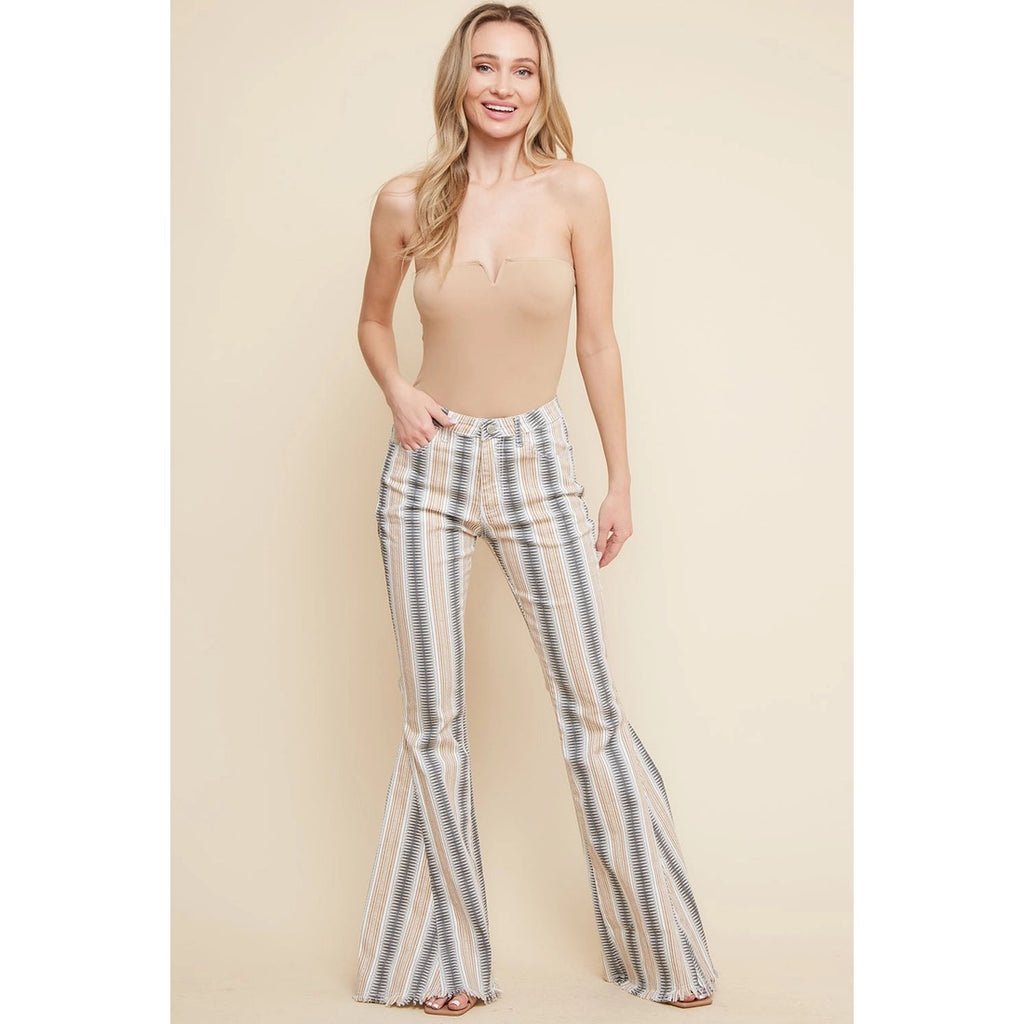 Aztec Bell Bottoms