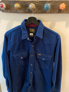 Vintage Wool Lee Pearl Snap - Men's M