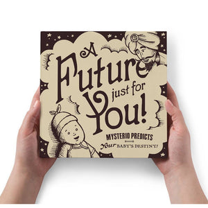 A Future Just For You - Illustrated Paperback