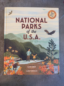 National Parks of the U.S.A.