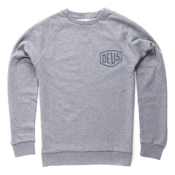 Shield Crew - Grey