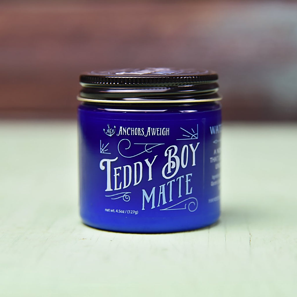 Anchors Aweigh Teddy Boy Matte 4.5 Oz