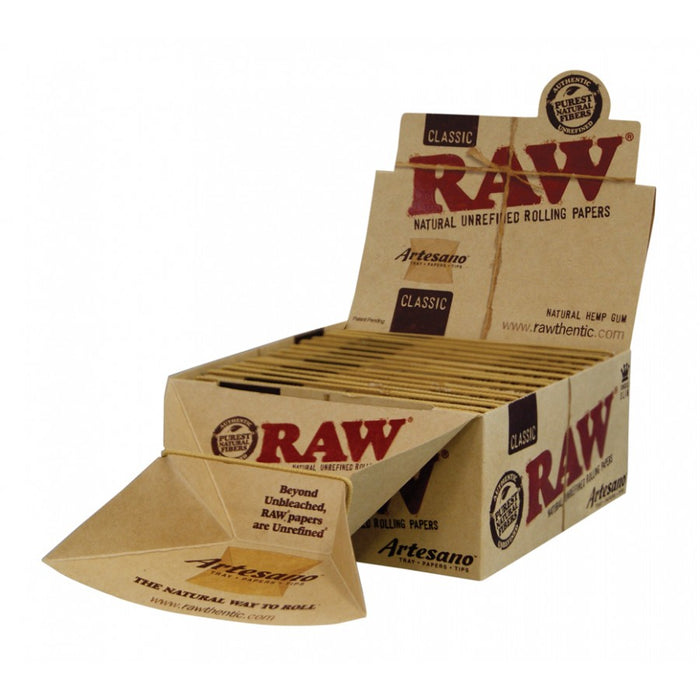RAW KINGSIZE PAPES CLASSIC