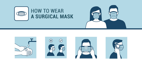 How to wear a mask properly - things you didn't know