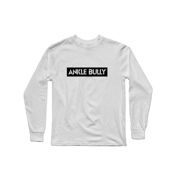 Ankle Bully Text Logo Longsleeve