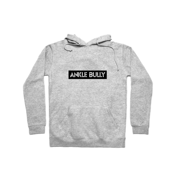 Ankle Bully Text Logo Hoodie